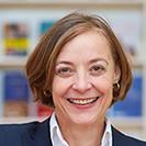 Sieglinde Eberhart Vereinsvorsitzende